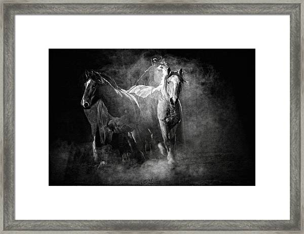 The Sixth Day Animals Framed Print