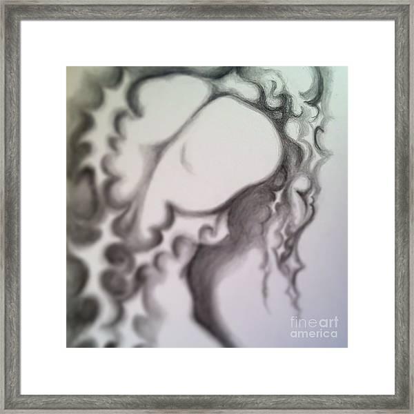 The Sorrow Framed Print