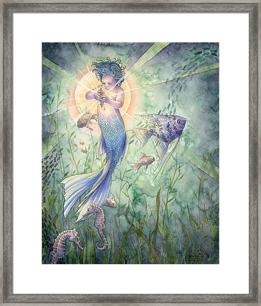 The Talisman Framed Print