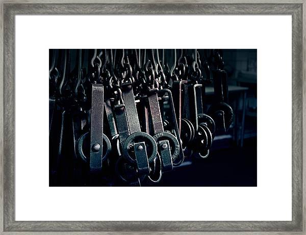 Tcm #2 - Slaughterhouse  Framed Print
