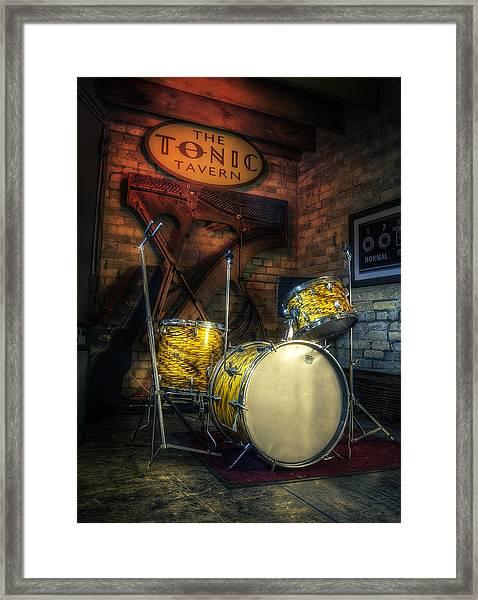 The Tonic Tavern Framed Print