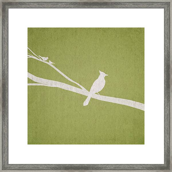 The Tree Branch Framed Print