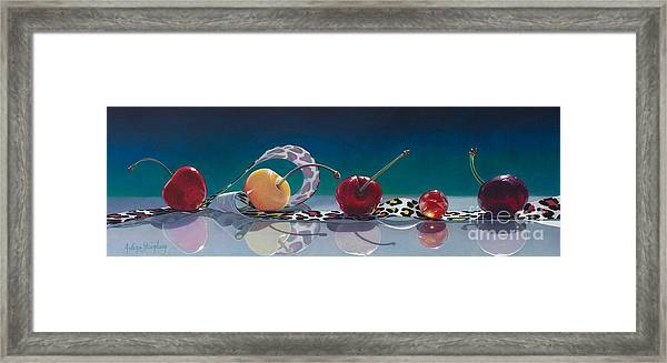 The Usual Suspects Framed Print by Arlene Steinberg