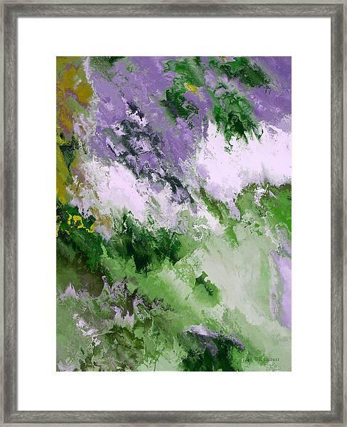 Pinehurst 1220 Framed Print