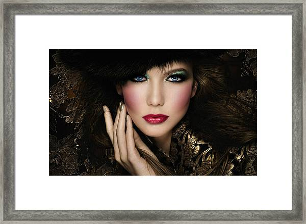The Virtuous Woman Framed Print