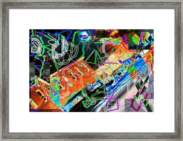 The Walker You Missed 2013 Framed Print
