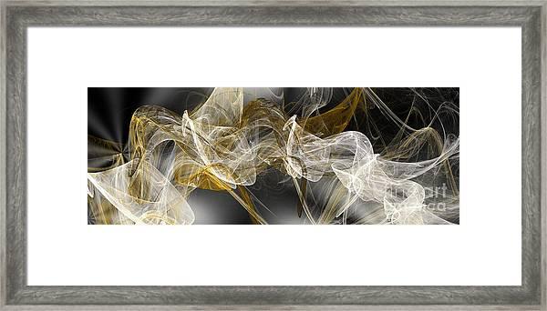 The Wind Framed Print
