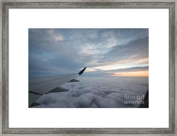 The Window Seat Framed Print