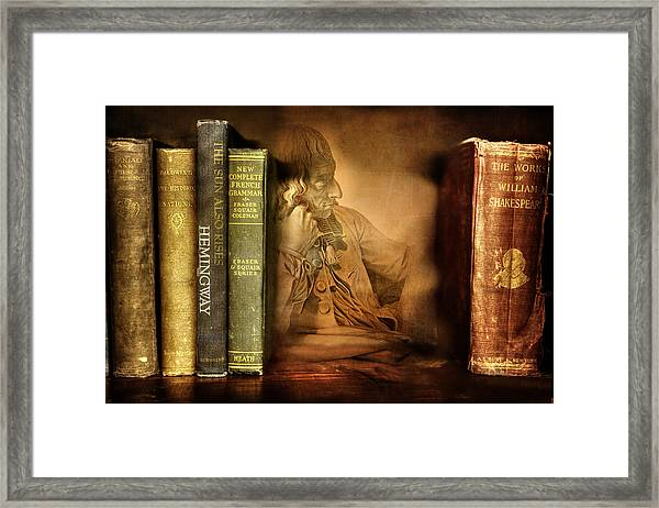 The Works Framed Print
