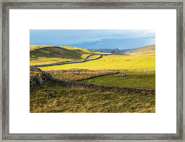 The Yorkshire Dales Framed Print