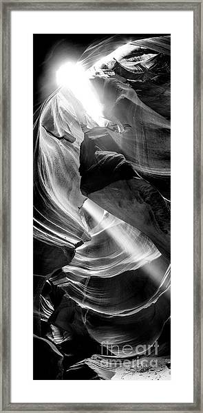 They Are Coming Framed Print by Az Jackson