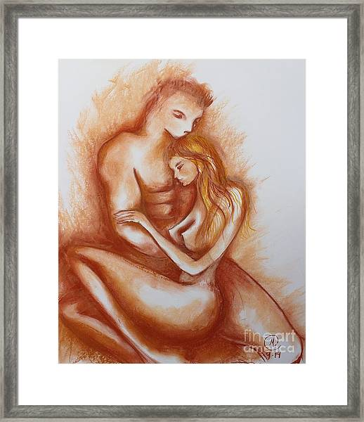 This Is Home To Me Framed Print