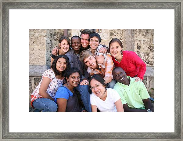 This Is Our Generation Framed Print by Adl21