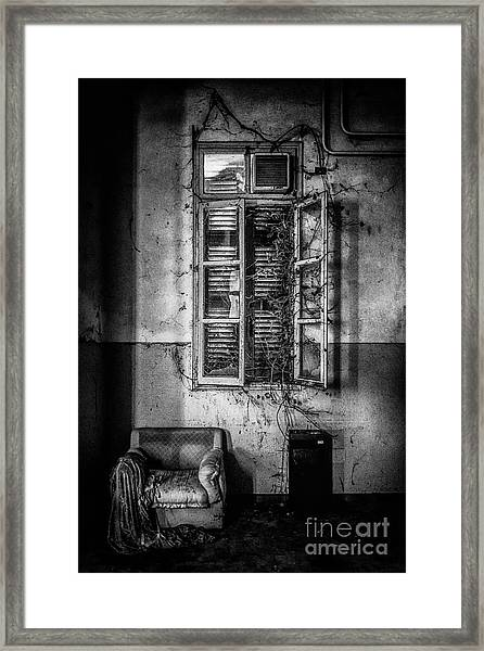This Is The Way Step Inside II Framed Print