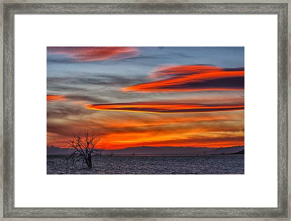 Three Sisters #4 Framed Print