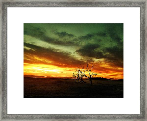 Three Sisters #6 Framed Print