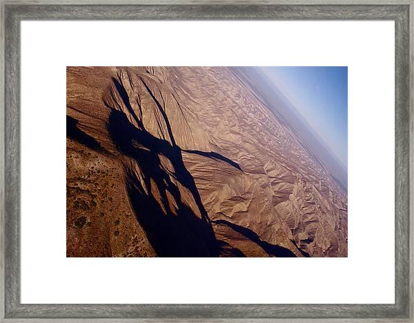 Tilt 1 Framed Print by Sylvan Adams