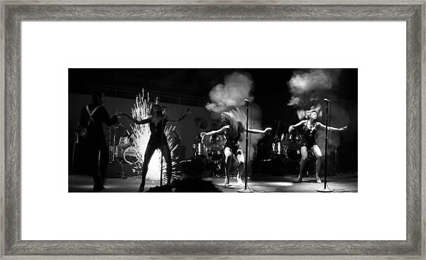 Tina Turner 1978 Framed Print