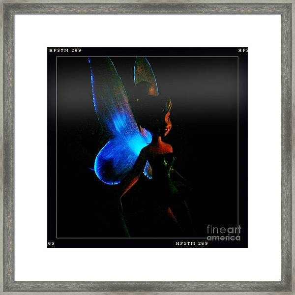 Andy's Gift Framed Print