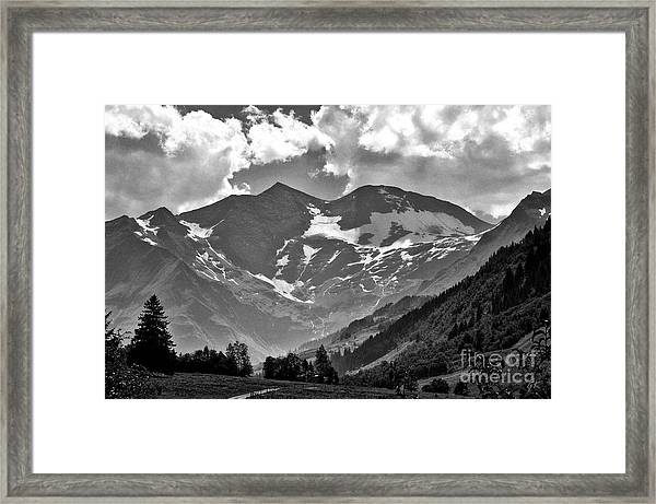 Tirol  The Land Of Enchantment Framed Print