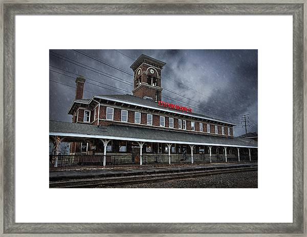 Titletown Brewing Co Framed Print by Thomas Zimmerman