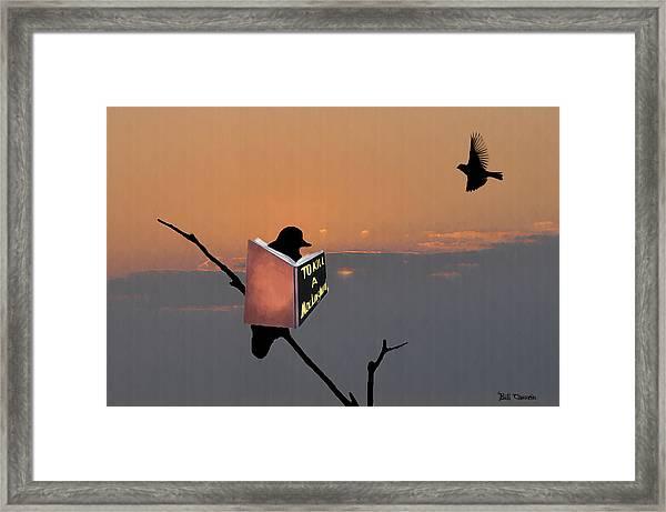 To Kill A Mockingbird Framed Print