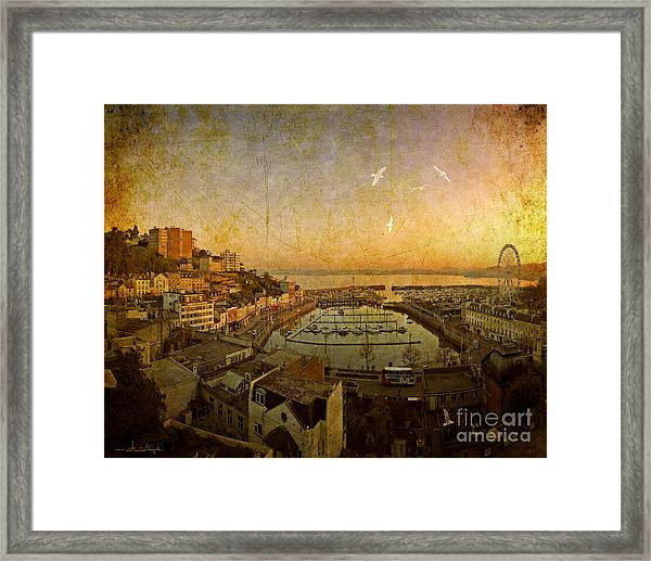 Torquay 2014 No.2 Framed Print