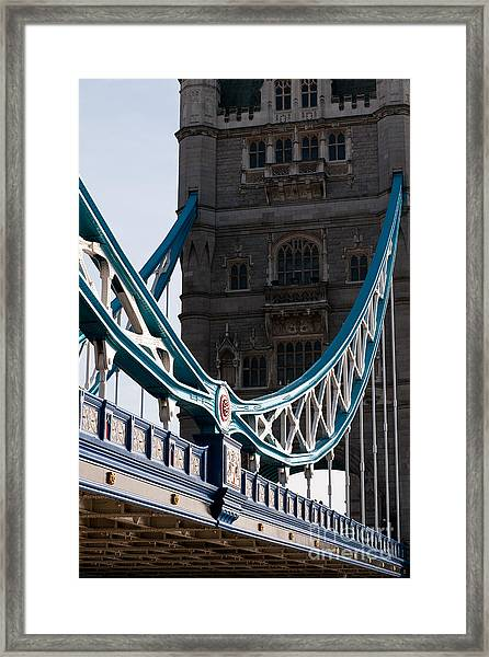 Tower Bridge 03 Framed Print