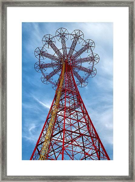 Tower Framed Print