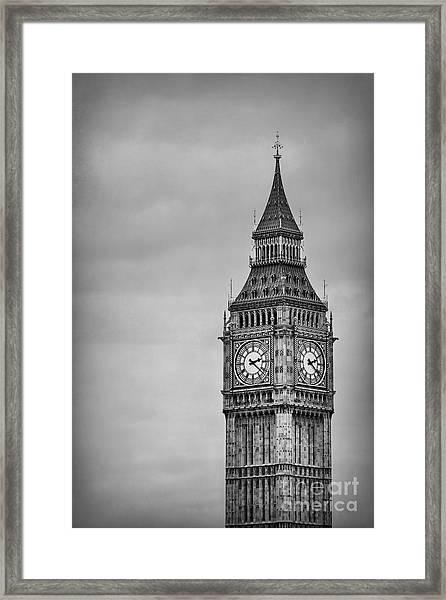 Tower Of Power Framed Print