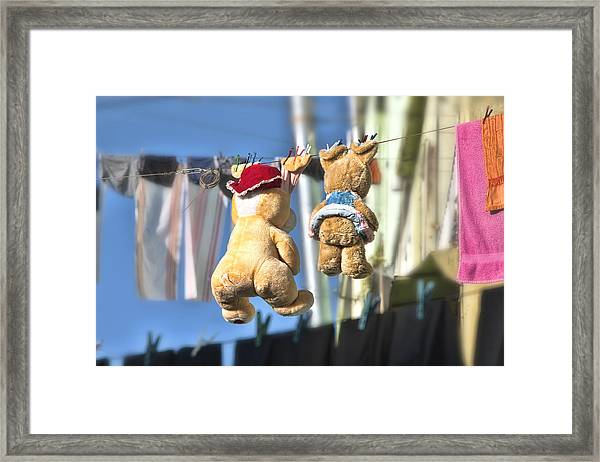 Toy Framed Print