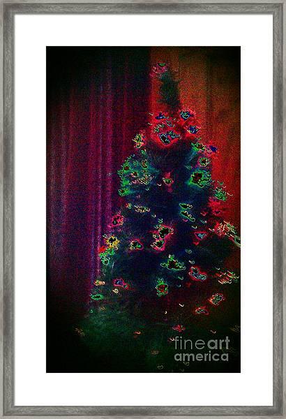 Traditional Christmas Framed Print