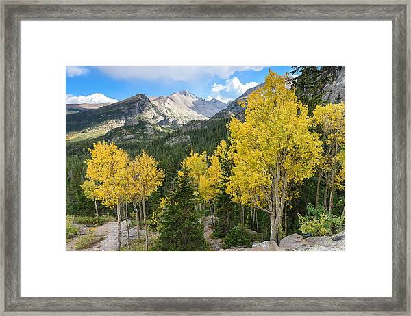 Trail To Dream Framed Print by Robert Yone