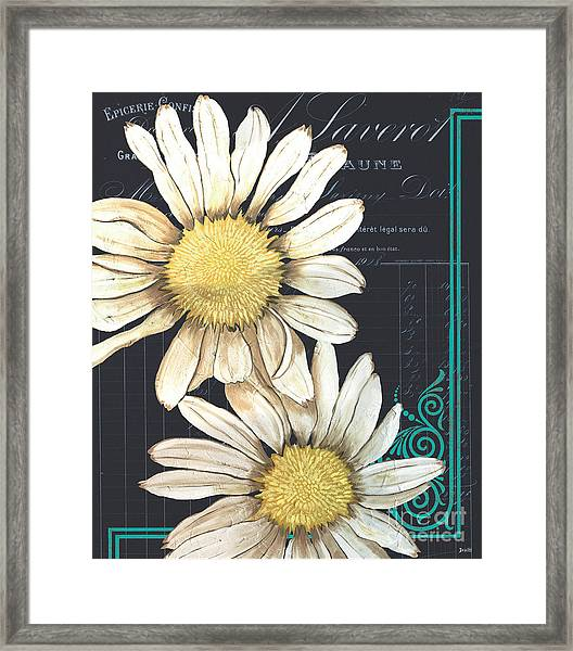 Tranquil Daisy 1 Framed Print