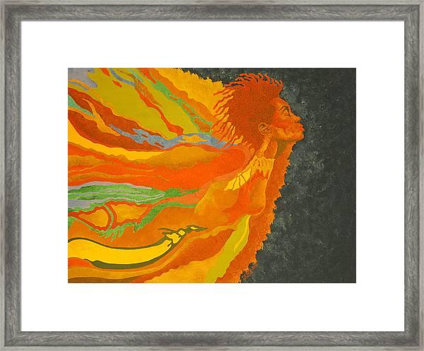 Transitions Framed Print