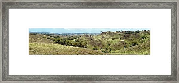 Trekking Sulawesi Framed Print by Photography by Mangiwau