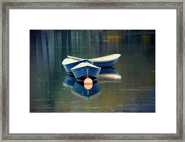 Triplets Framed Print by Susan Licht Photography