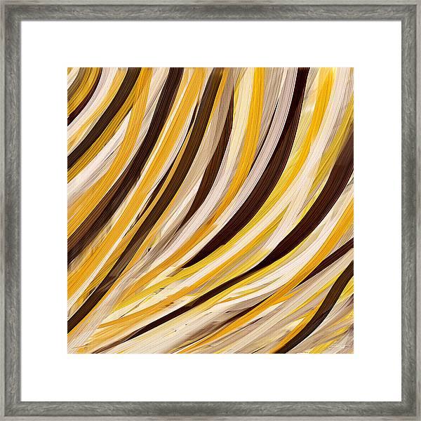 Tropical Ambiance Framed Print