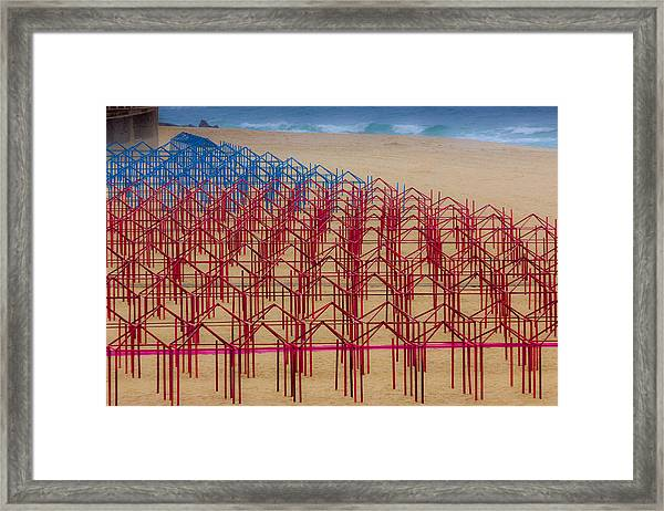 True Color Framed Print