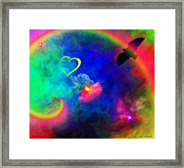 Truth Framed Print