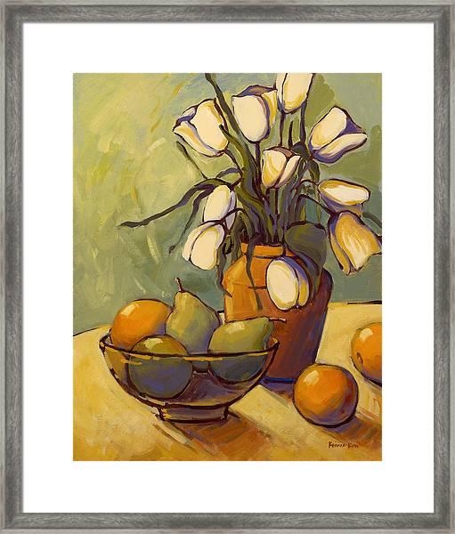 Tulips 2 Framed Print