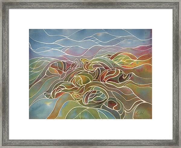 Turtles II Framed Print