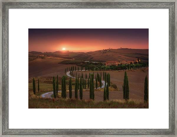 Tuscany Framed Print by Rostovskiy Anton