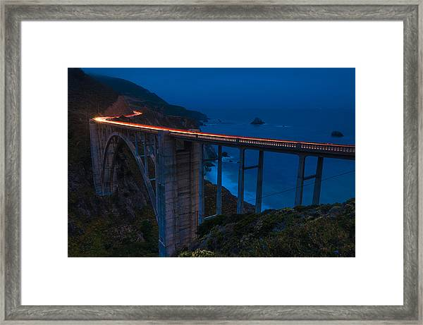 Grand Bixby Framed Print