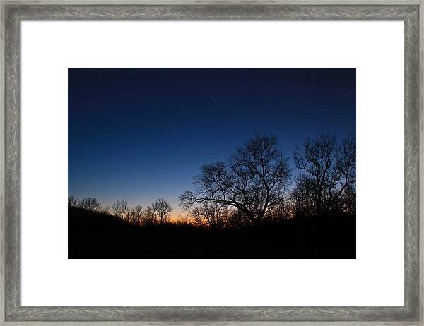 Twilight Dream Framed Print