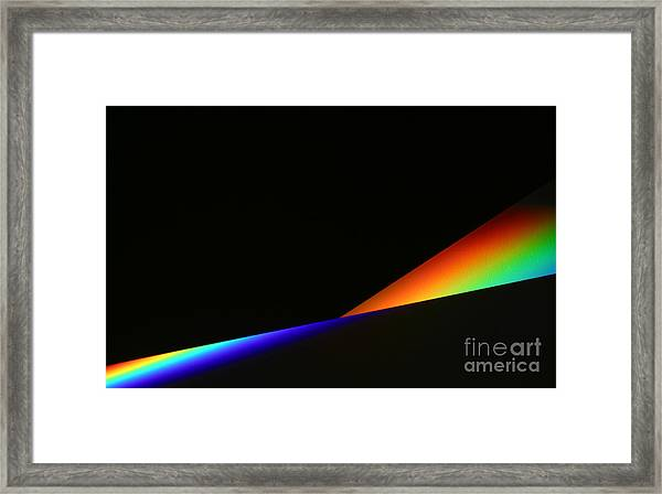 Twist Framed Print by Tad Kanazaki