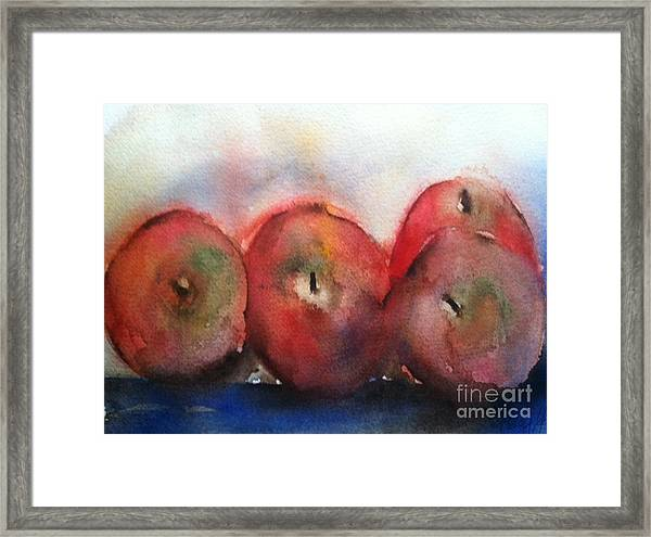 Two Pairs Framed Print