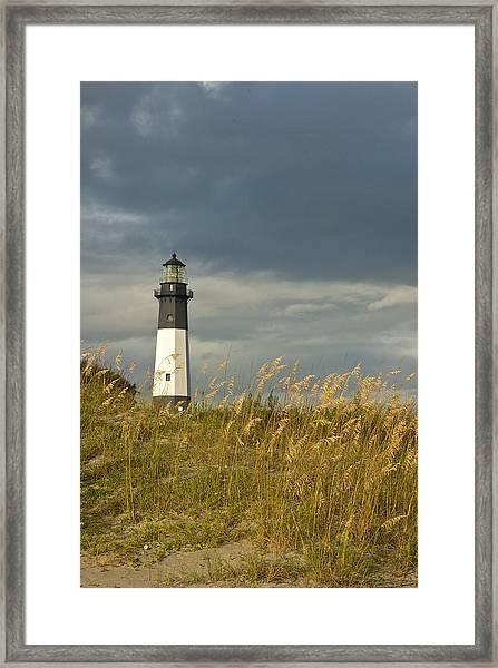 Tybee First Light II Framed Print