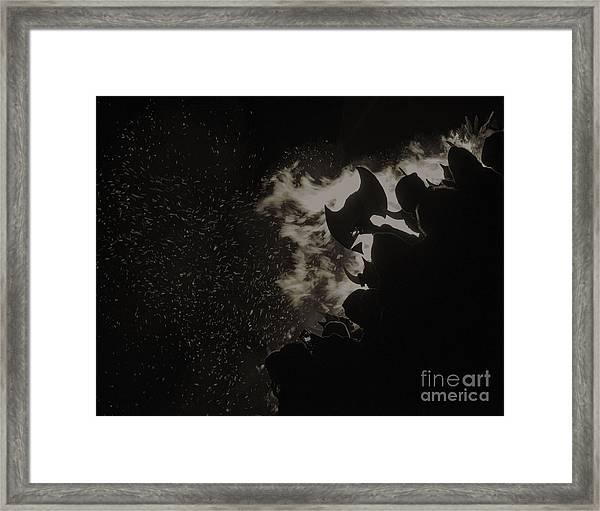 Ullr Fest Framed Print
