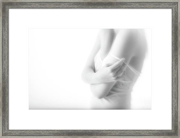 Undress Framed Print